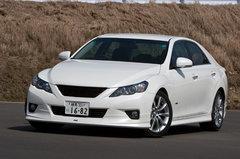 Статья о Toyota Mark X