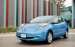 Статья о Nissan Leaf