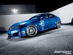 Статья о Lexus IS F