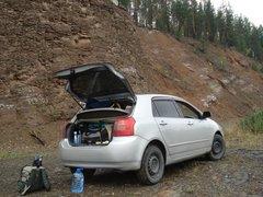 Статья о Toyota Corolla Runx