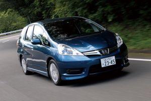 Обзор нового японского компактвэна Honda Fit Shuttle. Общая оценка: 4,4 балла