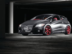 Статья о Honda CR-Z