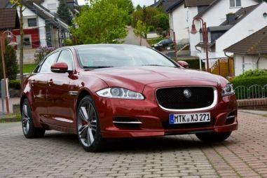 В лимузине Jaguar XJ  по Нюрбургрингу. Drom.ru тестирует обновлённую мечту миллионеров