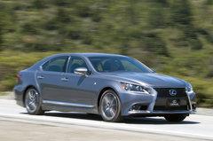 Статья о Lexus LS600hL