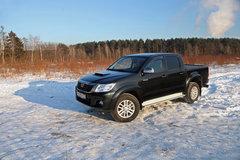 Toyota Hilux drom