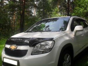 Путешествие по маршруту Новосибирск — Черное море 2013 на Chevrolet Orlando