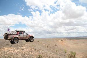 Трое в Монголии. Часть I
