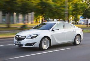 Тест-драйв обновленной Opel Insignia. Не родись красивой