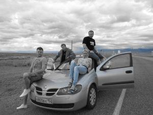 Свободная программа путешествия по Алтаю