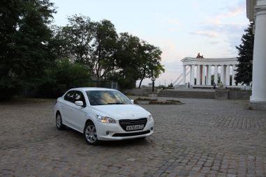 Тест-драйв дизельного Peugeot 301. Красота по-одесски
