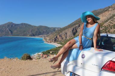 Своей Линией! Ликийский полуостров Турции на прокатном Fiat Linea