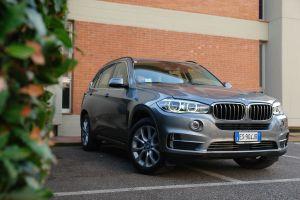 Тест-драйв нового BMW X5. В ожидании чуда