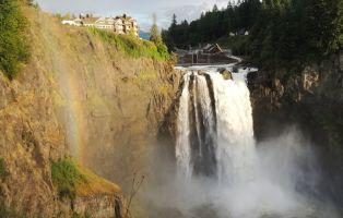 Водопады, озера, горы, ледники и Тихий океан (6500 км по северо-западу США в сентябре 2013-го)