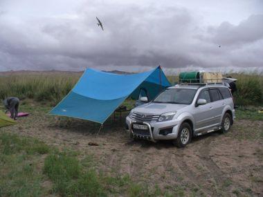 Рыбалка в Монголии на Great Wall Hover H3, или «Не зная брода, не суйся в воду»