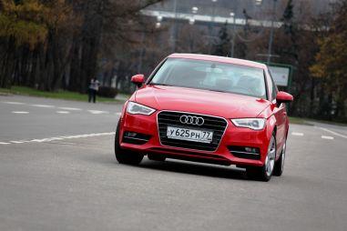 Тест-драйв Audi A3 1.8 TFSI. На все руки мастер