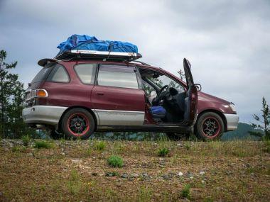 Здравствуй, Байкал! Путешествие к мечте на Toyota Ipsum