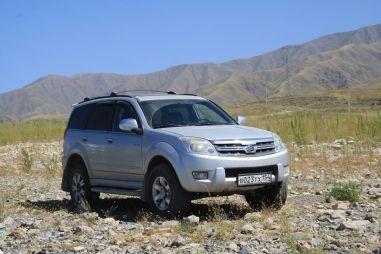 Из Сибири в Среднюю Азию на Ховере