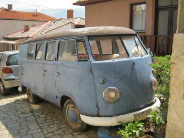 Путешествие в Албанию на  Toyota Gaia