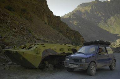 К Афгану на Оке