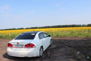 Путешествие из ХМАО в Краснодарский край