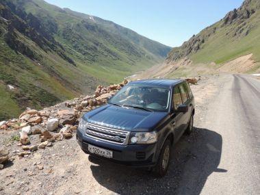 Марш-бросок в Закавказье на Land Rover Freelander. Часть 2