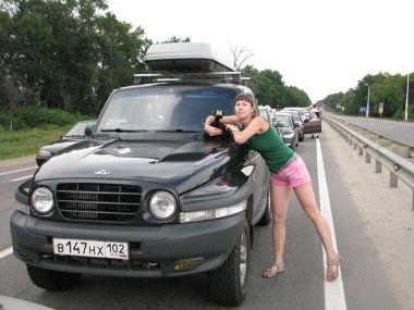 Фотоотчет об автопутешествии Уфа—Одесса—Крым
