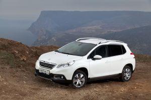 Тест-драйв Peugeot 2008. Без рудиментов