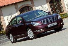 Nissan Teana второго поколения