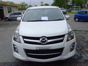 Долгожданная поездка в Крым на Mazda MPV