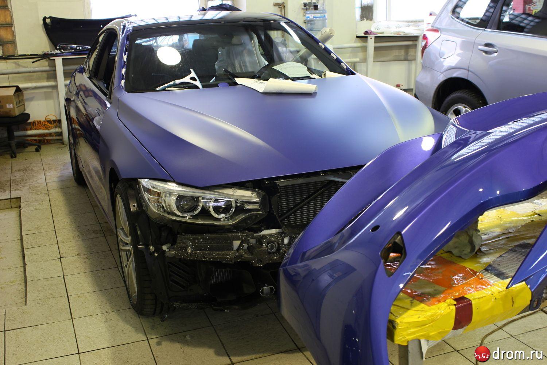 Защита автомобиля пленкой: плюсы, минусы, варианты, цены
