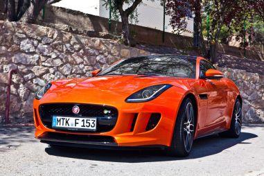 264 км/час — это нормально, или Пробуем новый Jaguar F-Type Coupe на горных серпантинах Испании