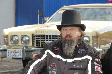 Ретро вСибири. FordThunderbird 1976г.в. накаждый день