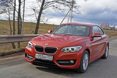 Тест-драйв BMW 220d. Много «фана» из ничего