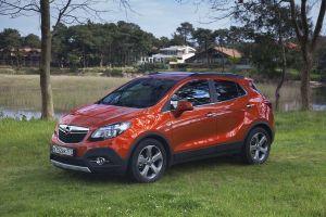 Тест-драйв Opel Mokka 1.4 Turbo. Антикросс