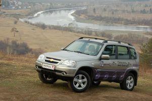 Бестселлеры рынка: Chevrolet Niva (с 2002 г.)