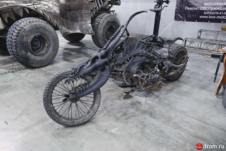 Мотоцикл Урал братск #11