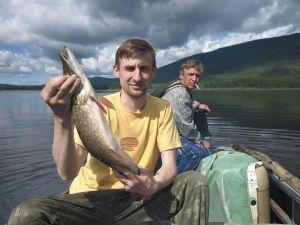 Поездка в Бусани (Северная Бурятия) на дикий отдых и рыбалку