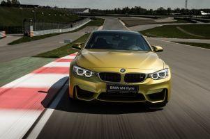 Тест-драйв BMW M3 и M4. Ручной М-монстр