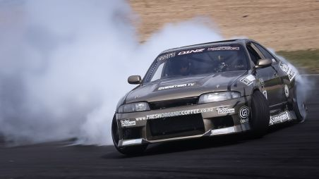 Тюнинг Nissan Skyline R33. Pole position