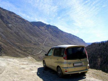 В долину реки Талдура на Toyota Funcargo 4WD, или «Offroad» пуще неволи