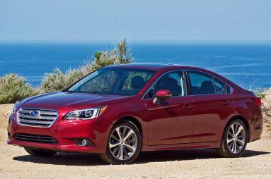 Тест-драйв нового (шестого) поколения Subaru Legacy