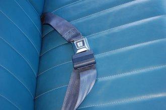 Ремни безопасности — всего лишь поясные лямки, как на авиатранспорте