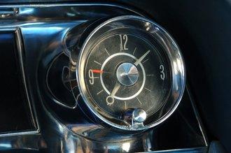 Часы, как и многое во Fleetwood, ассоциируются с авиационной техникой