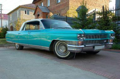 БайкалМоторШоу-2014: Cadillac Fleetwood 1964 г.в. Через время и пространство