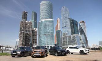 Сравнительный тест: Nissan Terrano против Range Rover Evoque, BMW X1 и Mercedes-Benz GLA. Мещанин во дворянстве