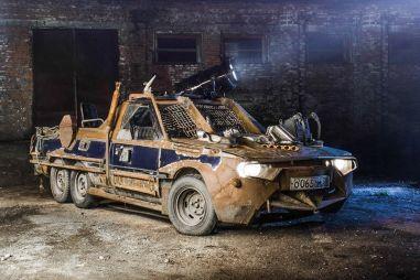 БайкалМоторШоу-2014: Toyota Carina Surf. Зверь апокалипсиса