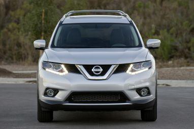 Тест-драйв нового Nissan Rogue (американский аналог Nissan X-Trail)