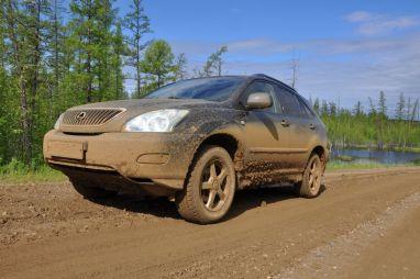 Удачный—Мирный—Якутск. Lexus RX300 и 1700 км грунтовки