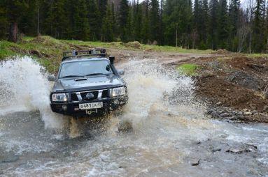 Путешествие из Магадана в Воронеж на Nissan Patrol Y61