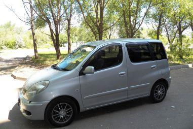 Вояж по Казахстану на Toyota Funcargo